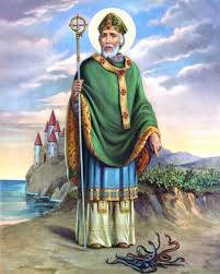St. Patrick, Saint Patrick's Day, Irish, Saint Patrick