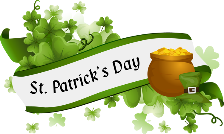 Saint Patrick's Day, Saint Patrick, Irish