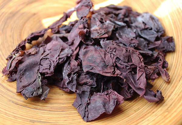 dulse, nova scotia food, canadian food