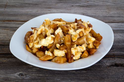 poutine, canadian food, quebec food, quebec culture. quebec history